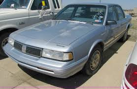 1995 oldsmobile cutlass ciera sl item 8573 sold april 2
