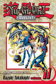 yu gi oh duelist vol 11 book by kazuki takahashi official