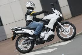 honda varadero essai honda varadero 125 moto revue