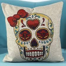 182 best cousins skull images on cousins skull pillow