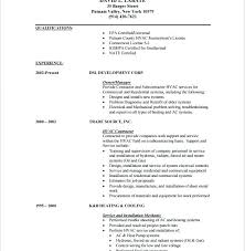 hvac resume template hvac resume templates medicina bg info