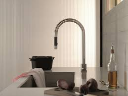 tara ultra countertop kitchen mixer tap by dornbracht design
