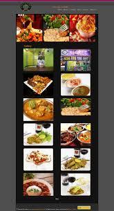 3 non veg restaurant website design inspiration web design