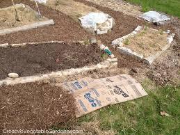 Creative Vegetable Gardens by Creative Vegetable Gardener Why You Should Mulch Your Garden