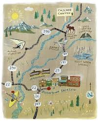 durant wyoming map 238 best a map images on map illustrations