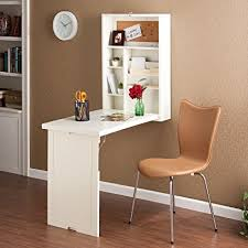 wall mount laptop desk wood wall mount fold out convertible laptop desk winter white