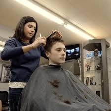 local barbers cut hair build community news telegram com