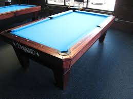 Tournament Choice Pool Table by Diamond Pro Am 8 Foot Pool Table