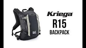 kriega r15 kriega r15 backpack