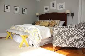 Yellow And Grey Bedroom Decor Inspirational Yellow And Grey Master Bedroom 64 About Remodel