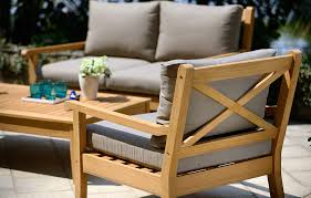 Wood Garden Furniture Buyers Guide From Out And Out Original - Garden table design