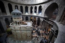 tomb of jesus christ in jerusalem at risk of u0027catastrophic u0027 collapse