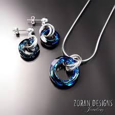 swarovski necklace design images Swarovski crystal jewellery zoran designs jewellery jpg