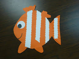 clown fish or nemo craft kids crafts u0026 activities pinterest