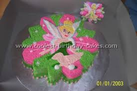 tinkerbell cakes coolest tinkerbell cake ideas and photos