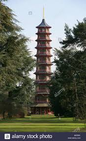 Royal Botanic Gardens Kew Richmond Surrey Tw9 3ab Pagoda Erected By William Chambers In 1762 Royal Botanic