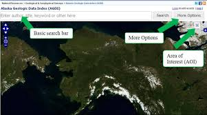 Alaska Records Search Alaska Division Of Geological Geophysical Surveys Agdi Help