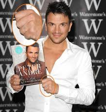 tattoo on the finger price peter andre has katie price tattoo removed from wedding finger