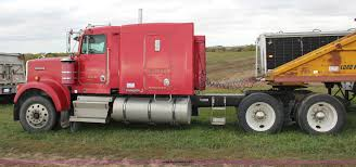 1991 Kenworth W900b Semi Truck Item H6904 Sold November
