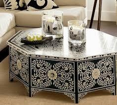 Bone Inlay Chair Inlay Furniture In Jodhpur Rajasthan Jadaau Furniture