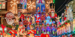 dyker heights holiday lights dyker heights has the best christmas lights in america photos