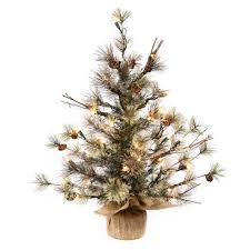 decoration small artificial trees buy frosted tree