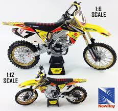 toy motocross bike die cast motorbike models ebay