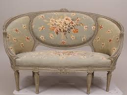 altes sofa gustavianisches wannensofa aus dem 18 jahrhundert altes