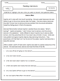 fourth grade language arts assessments ashleigh u0027s education journey