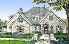 French Country European House Plans European House Plans E Architectural Design Page 14