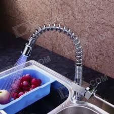 changing kitchen faucet led color changing kitchen faucet water tap chrome finish single