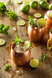 moscow mule the most googled cocktail bacon is magic the best