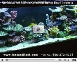realistic artificial corals instant reef aquarium decorations