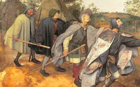 Pieter Bruegel Blind Leading The Blind Sufi Poetry