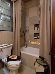 small bathroom design with wall niches stylish bathroom design
