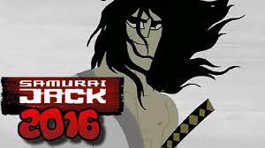 samurai jack new samurai jack 2016 cartoon announced youtube