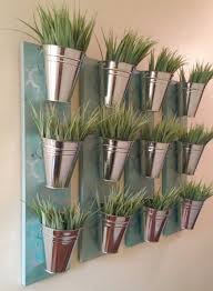 indoor wall planter moroccan blue wall hanging plant home oniship