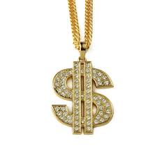 aliexpress buy nyuk mens 39 hip hop jewelry iced out nyuk jewelry pendants necklaces dollars pendant necklace gold