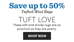 Worldmarket Com Rugs Cost Plus World Market Save Up To 50 On Tufted Wool Rugs During