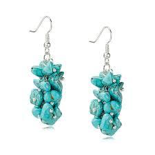 make dangle earrings how to make dangle earrings the beautiful dangle earrings in the