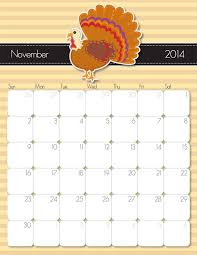 november 2015 calendar thanksgiving printable happy thanksgiving