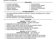 Best Attorney Resumes by Peachy Different Resume Formats 7 Types Resumes Examples Types