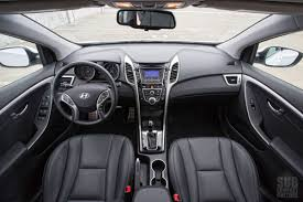 Hyundai Elentra Interior Review 2013 Hyundai Elantra Gt Subcompact Culture The Small