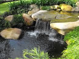 lawn u0026 garden diy backyard pondless waterfall with an amazing