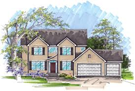 Pueblo House Plans by Concord Home Plan By Skogman Homes In Floor Plan Library