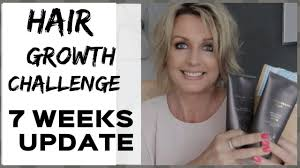 Evening Primrose Oil For Hair Loss Hair Growth Challenge 7 Weeks Update Youtube