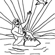 baptism ordinances salvation coloring pages place color