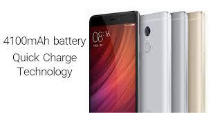 Xiaomi Redmi Note 4 Xiaomi Redmi Note 4 International Version 3 32gb Gray