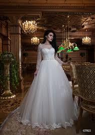 handmade wedding dresses 021 beautiful a line handmade wedding dress illusion neckline