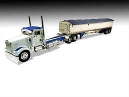 kenworth w900 model truck 33154 1 64 biddle bros kenworth w900 long frame day cab with